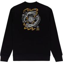 Buy Rotation Crew Flint Black