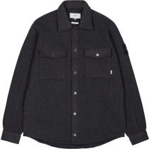 Buy Rover Overshirt Black