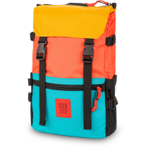 Acquisto Rover Pack Hot Coral Turquoise Mustard