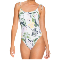 Kauf Roxy Bloom One Piece Fa Bright White Praslin
