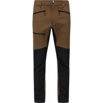 Buy Rugged Flex Pant Men Teak Brown True Black
