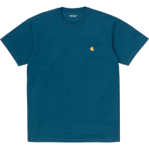 Achat S/S Chase T-Shirt Corse / Gold