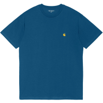 Buy S/S Chase T-Shirt Skydive Gold