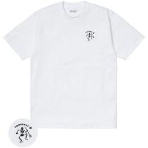 Buy S/S Misfortune T-Shirt White
