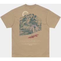 Buy S/S Mountain T-Shirt Tanami