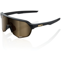 Achat S2  Matte Black Soft Gold Lens