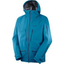 Buy S/Lab Qst Gtx® Jacket M Lyons Blue