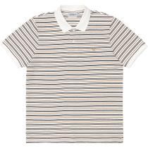 Compra S/S Akron Polo Akron Stripe, Wax