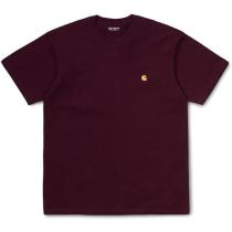 Achat S/S Chase T-Shirt Shiraz / Gold