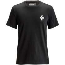 Achat S/S Equipment For Alpinists Tee M Black