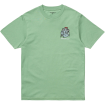 Buy S/S Ill World T-Shirt Mineral Green