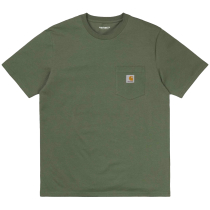 Kauf S/S Pocket T-Shirt Dollar Green
