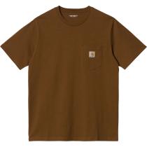 Acquisto S/S Pocket T-Shirt Tawny