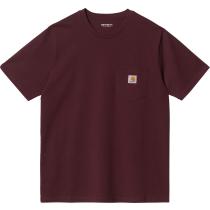 Acquisto S/S Pocket T-Shirt Wine