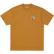 Buy S/S Teef T-Shirt Hamilton Brown