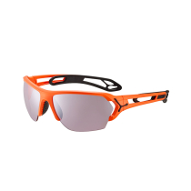 Buy S'Track L Matt Neon Orange Black