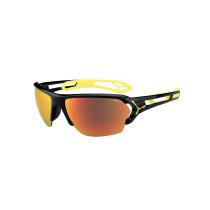 Kauf S'Track L Shiny Black Yellow