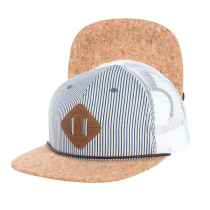 Achat Saint John Trucker Cap Blue Stripes