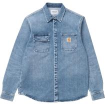Buy Salinac Shirt Jac Blue