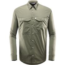 Buy Salo LS Shirt Men Deep Woods
