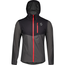 Achat SCO Hood Jacket M's Trail Run WB Light Black/Dark Grey