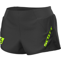 Buy SCO Split Short W's RC Run Black/Yellow