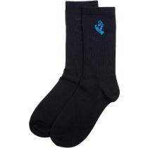 Acquisto Screaming Mini Hand Socks Black
