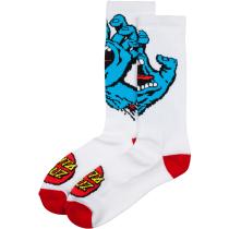Acquisto Screaming Hand Socks White