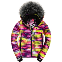 Compra SD Ski Run Jacket W Fluro Kinetic