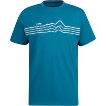 Buy Seile T-Shirt Men Sapphire