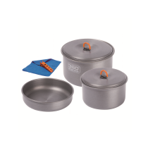 Acquisto Set De Cuisine Furno 1,75L + 2,8L + Poêle / Furno Large Cook Set