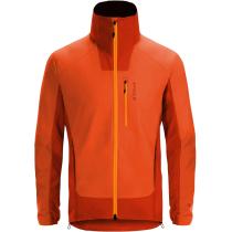 Kauf Shandar Softshell Jacket M Orange Sunrise