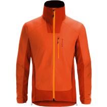 Buy Shandar Softshell Jacket W Orange Sunrise