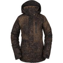 Buy Shelter 3D Stretch Jacket Leopard