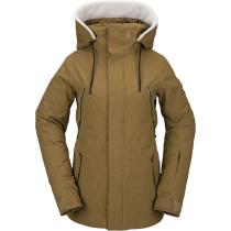 Buy Shrine Ins Jacket Burnt Khaki