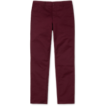 Buy Sid Pant Bordeaux Rinsed