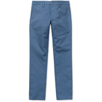 Buy Sid Pant Prussian Blue Rinsed