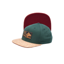 Achat Silverton Caps Dark Green