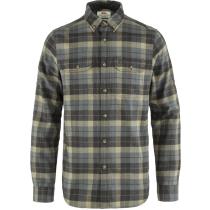 Buy Singi Heavy Flannel Shirt M Super Grey-Stone Grey