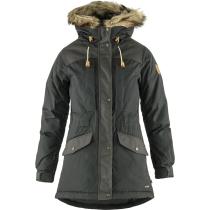 Buy Singi Down Jacket W Dark Grey