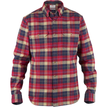 Kauf Singi Heavy Flannel Shirt Deep Red