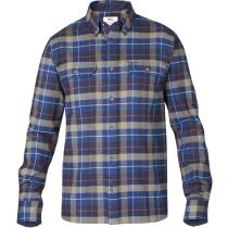 Acquisto Singi Heavy Flannel Shirt M Navy