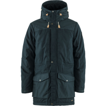 Kauf Singi Wool Padded Parka M Dark Navy