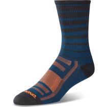 Acquisto Singletrack Sock Slate Blue Stripe