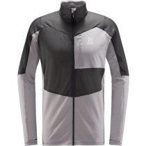 Acquisto Sirro Mid Jacket Men Concrete/Magnetite