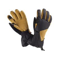 Buy Ski Extra Warm Gloves Black/Camel
