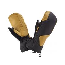 Buy Ski Extra Warm Mittens Black/Camel
