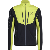 Buy Ski Style Jacket Antracite/Verde Lime