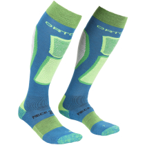 Buy Ski Rock'N'Wool Socks M Blue Sea