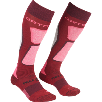 Buy Ski Rock'N'Wool Socks W Dark Blood